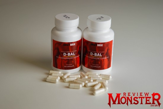 dianabol dbal bottle